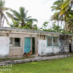 One of the many abandoned houses post cyclone